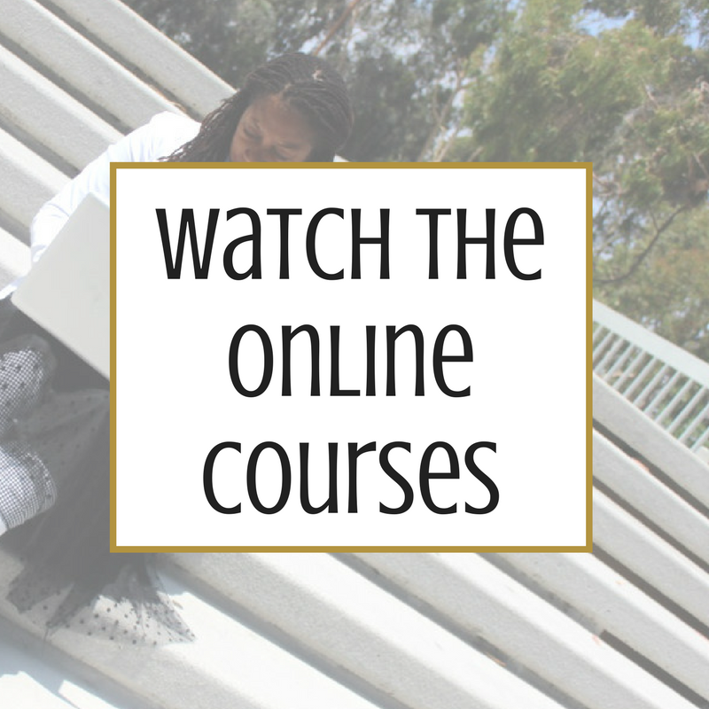 Online courses by Nailah Harvey
