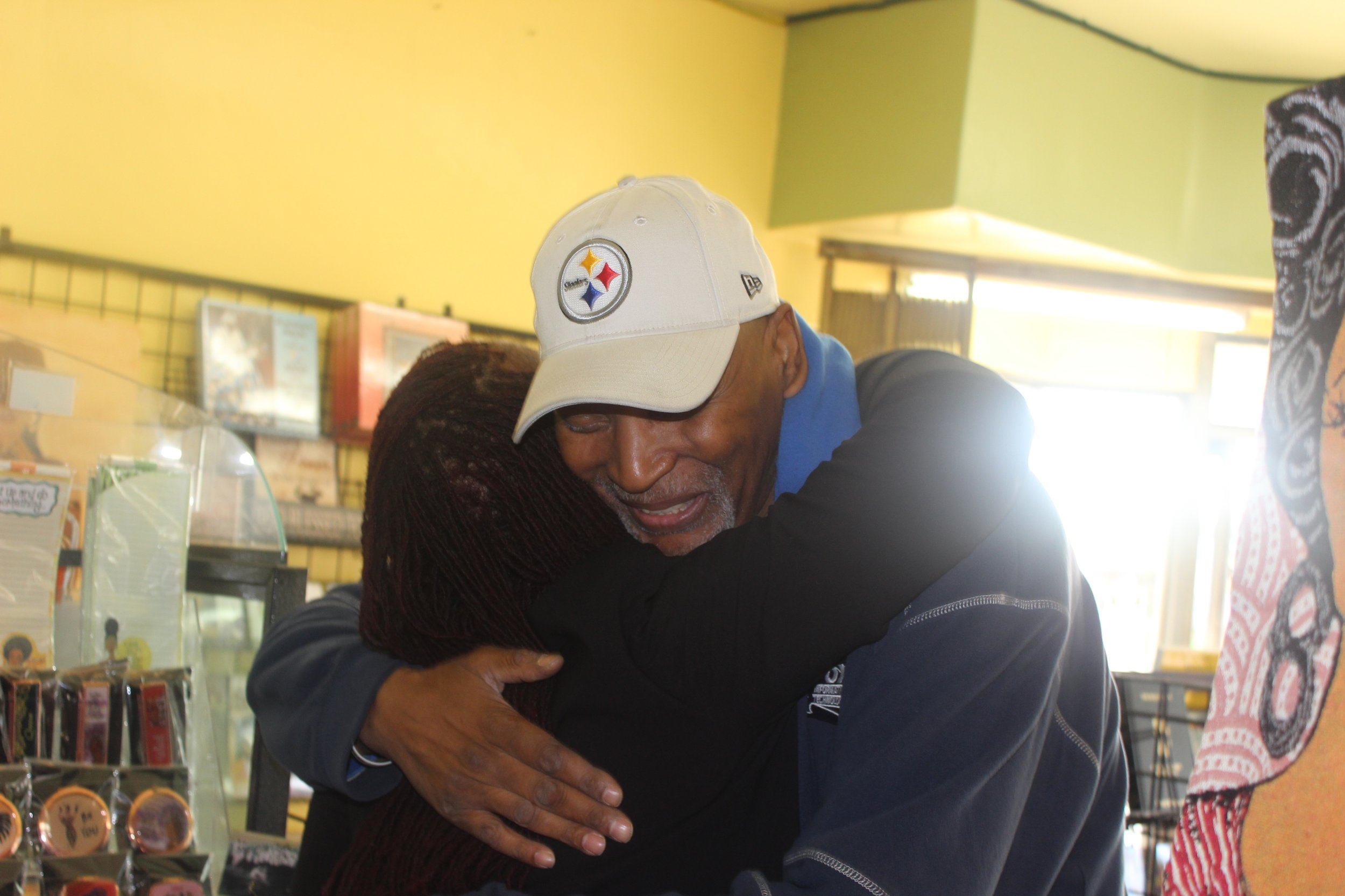 Nailah Harvey Book Signing with Uncle Ricky.JPG