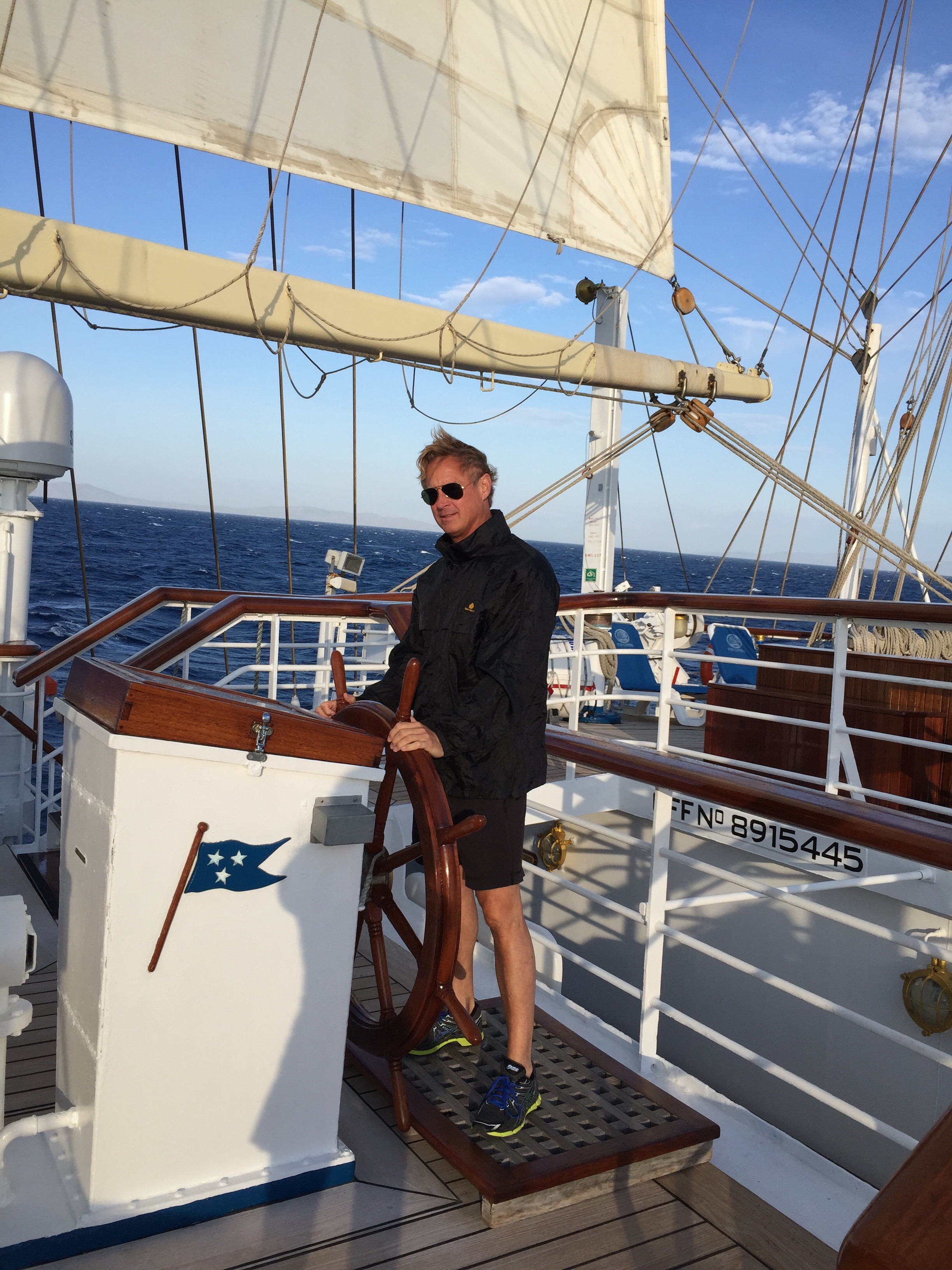 From Athens to Turkey on the Star Clipper