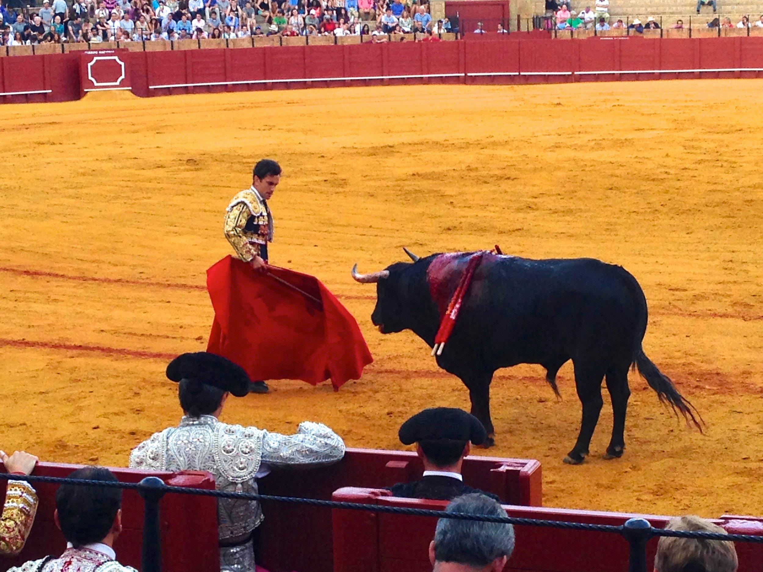Maestranza Bullring