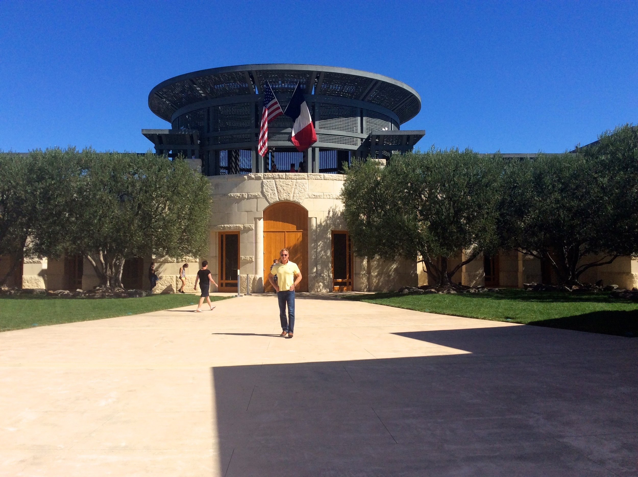 Opus One Winery