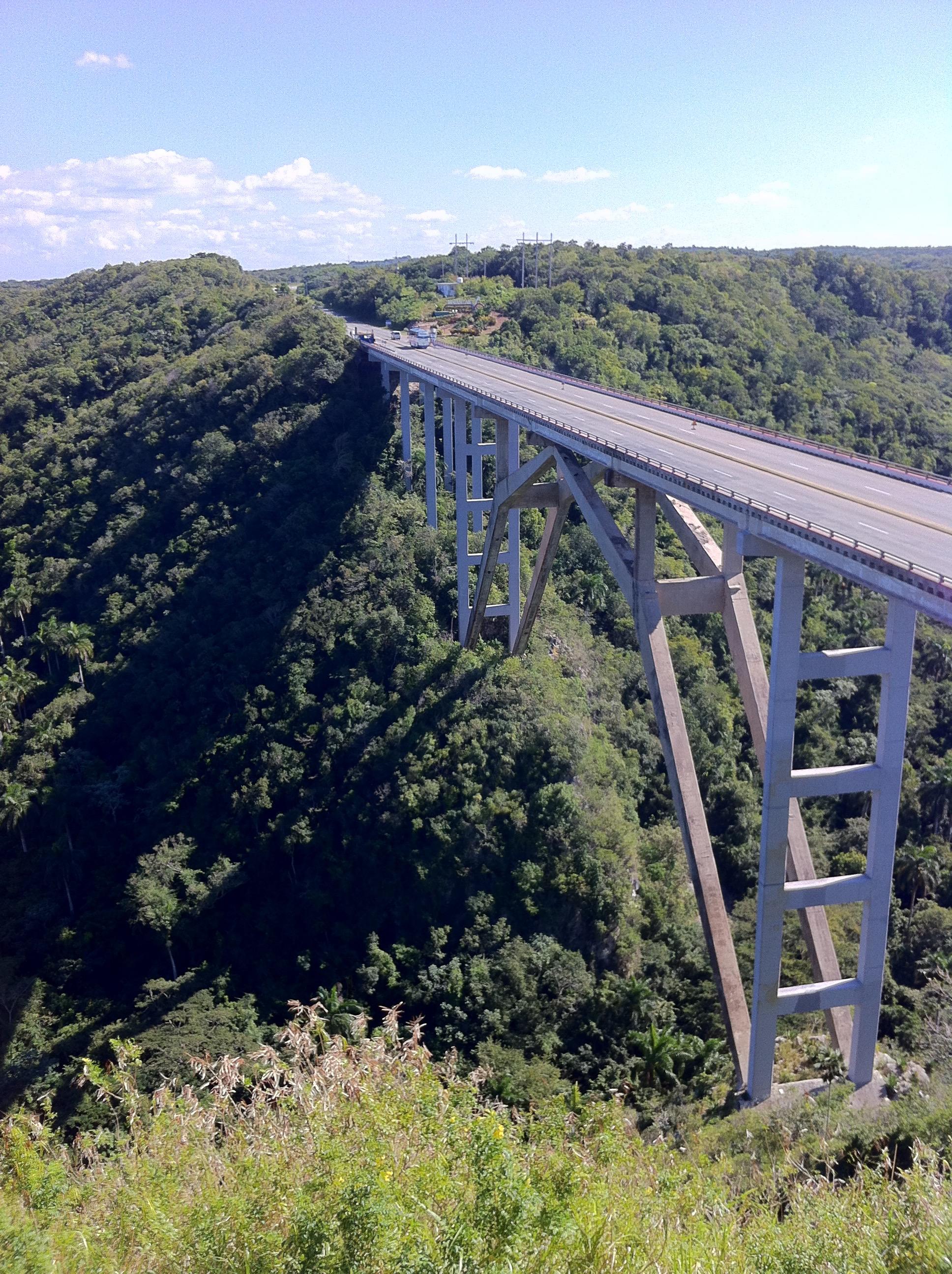 Bacunayague Bridge