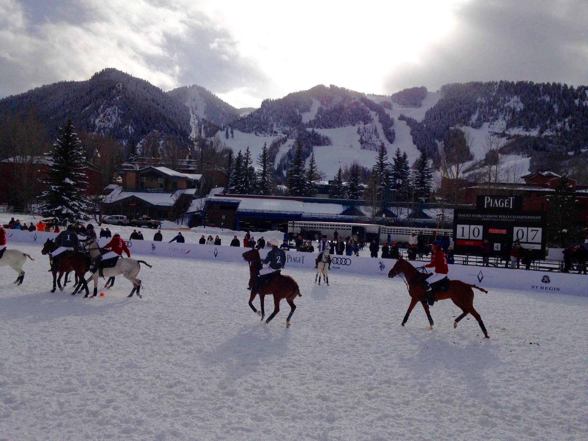 World Snow Polo Championships