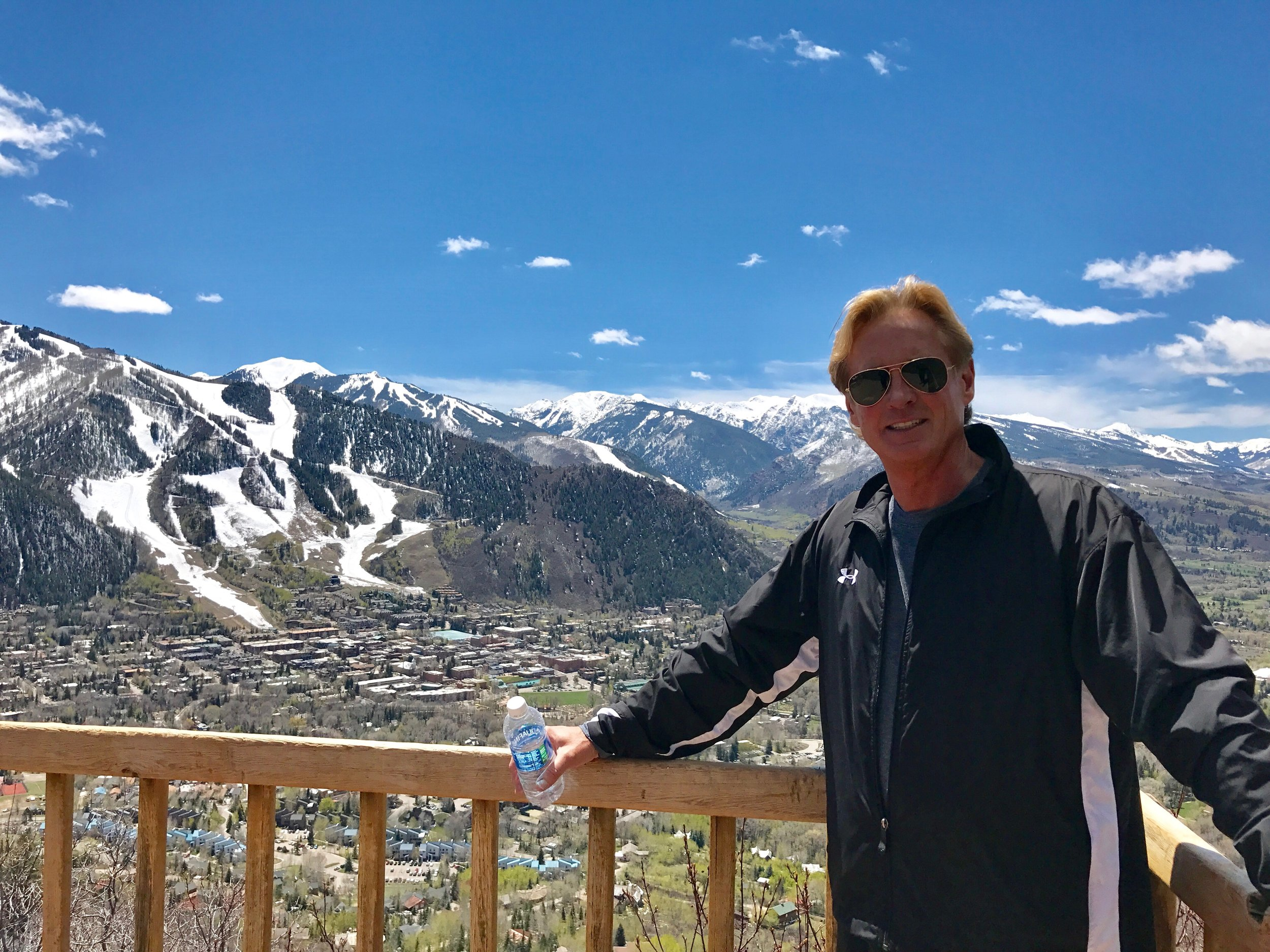 Smuggler Mountain Trailhead