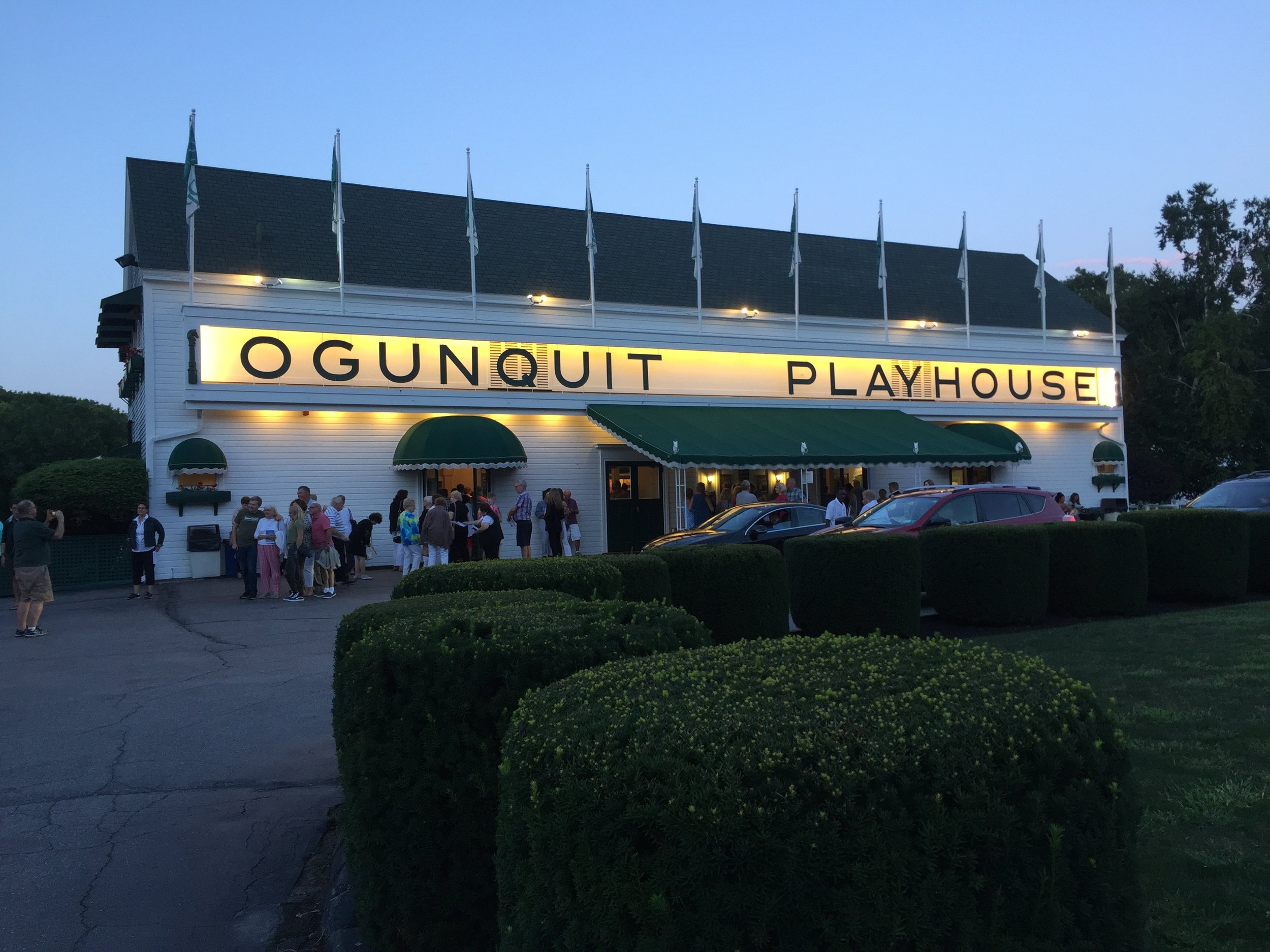 The Ogunquit Playhouse