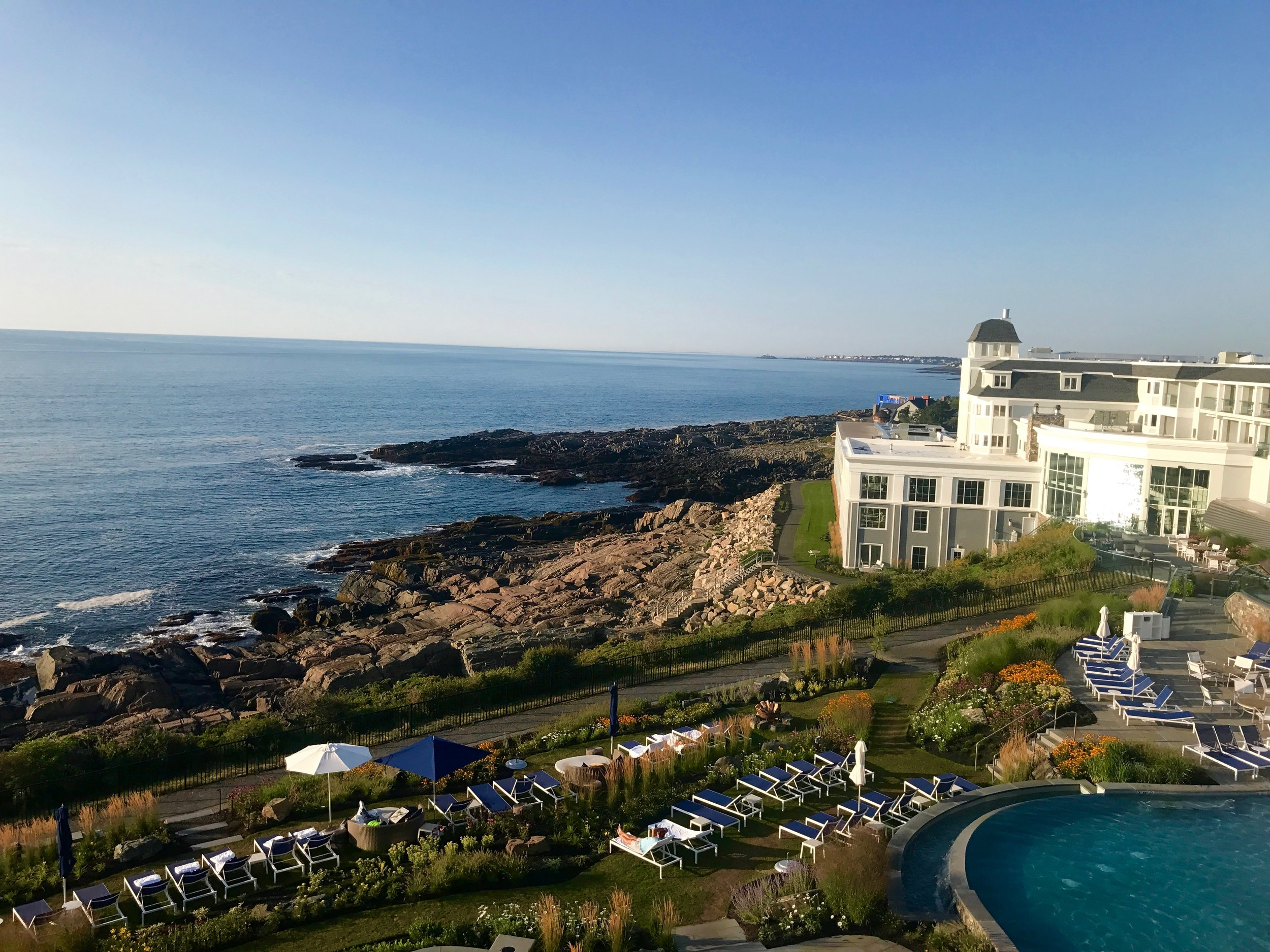 Cliff House Resort and Spa