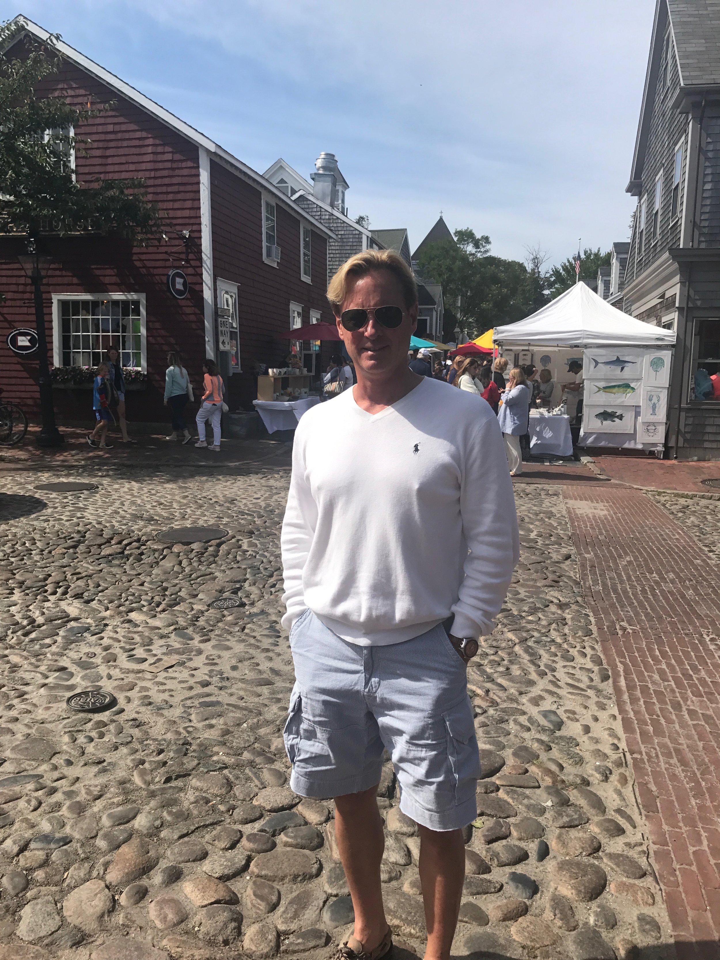 Nantucket Saturday Farmers Market