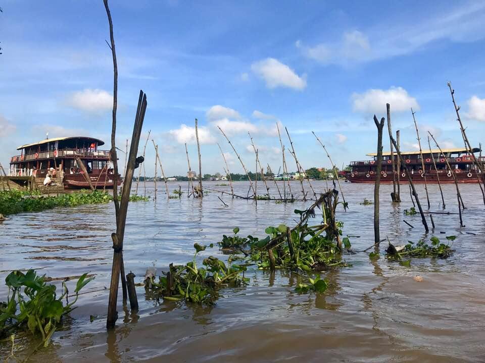 Mekong Eyes on the Mekong Delta