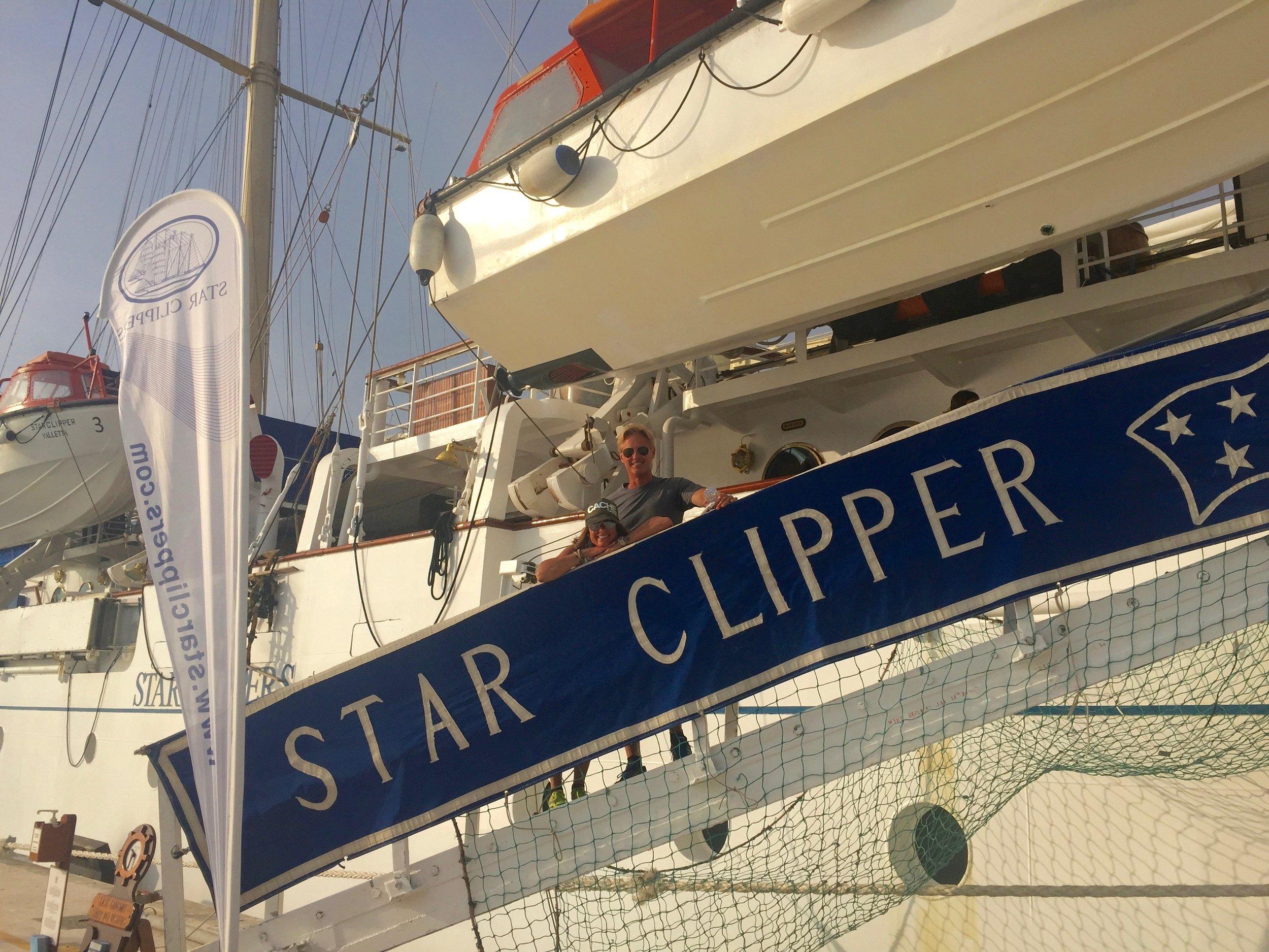 The Star Clipper