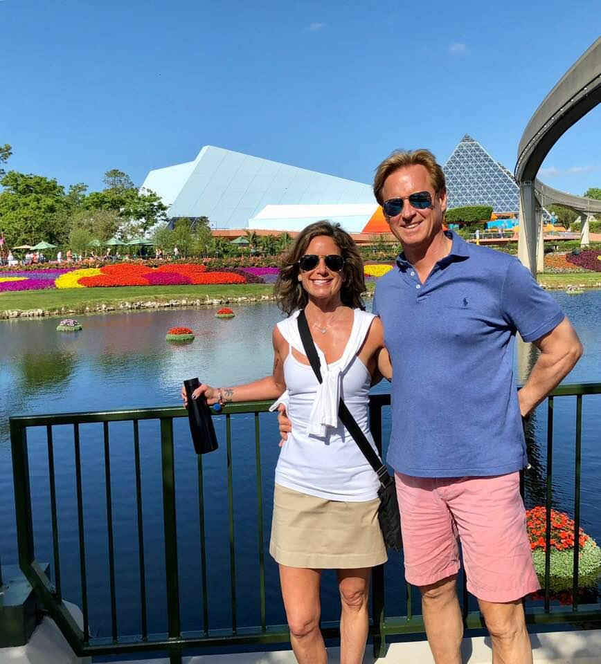 Epcot Center - Walt Disney World