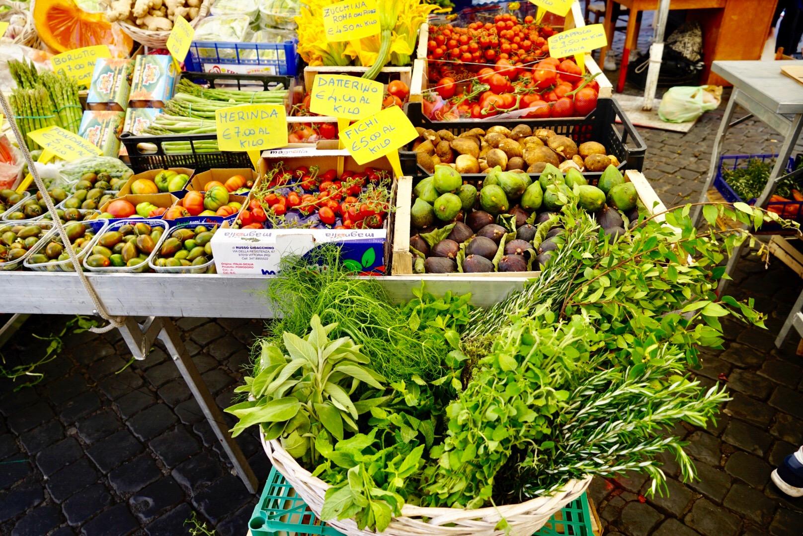 Rome Farmer's Market