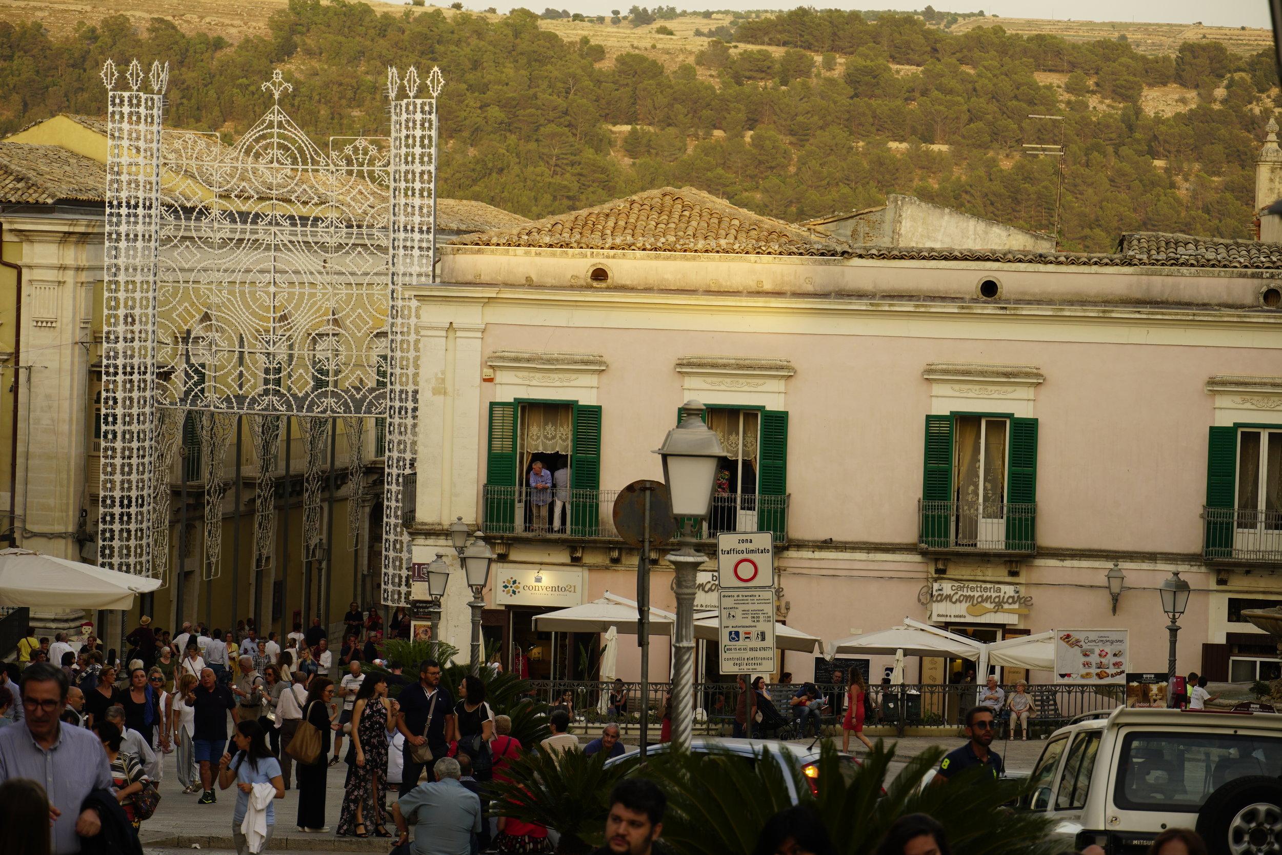 Ragusa, Sicily