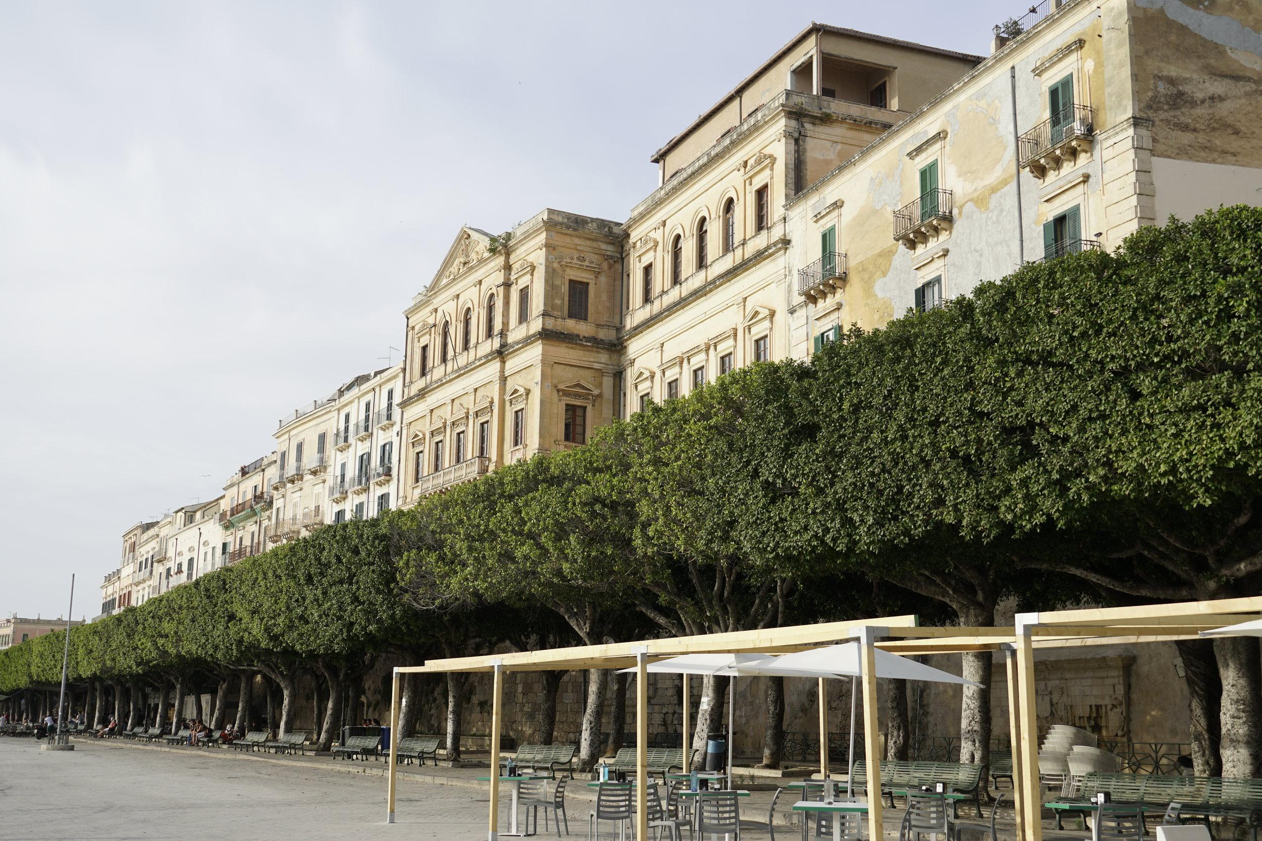 Siracusa, Island of Ortigia, Sicily