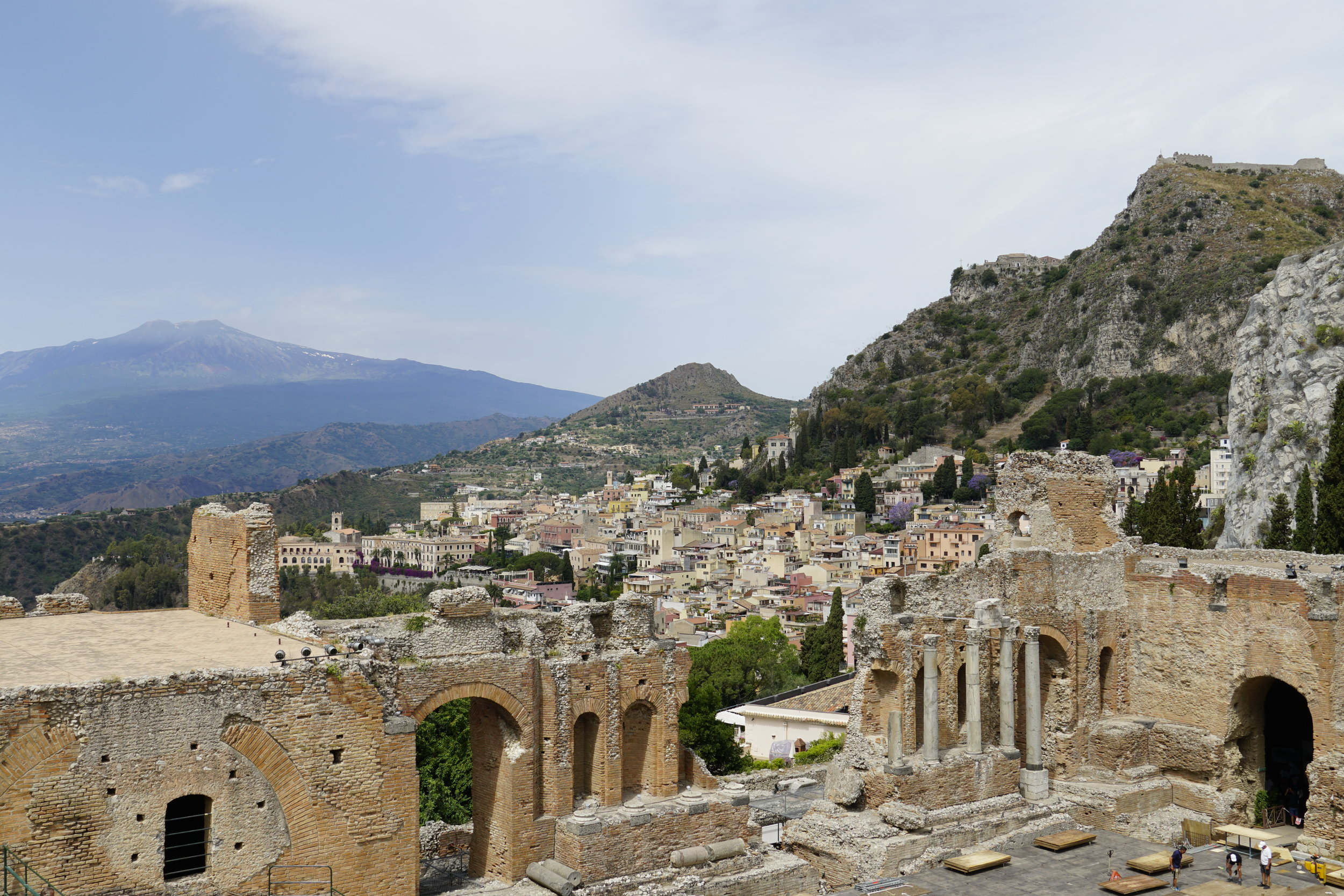 Ancient Theater of Taormina