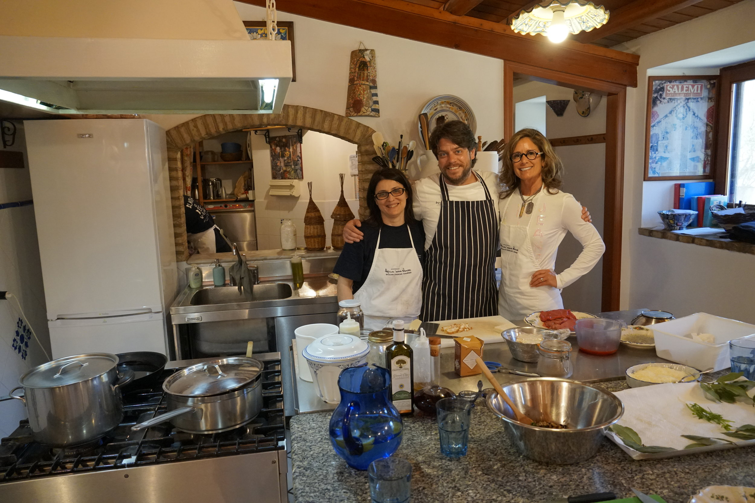 Anna Tasca Lanza Cooking School