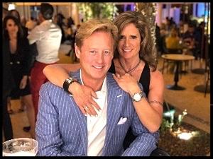 Lori and William Small