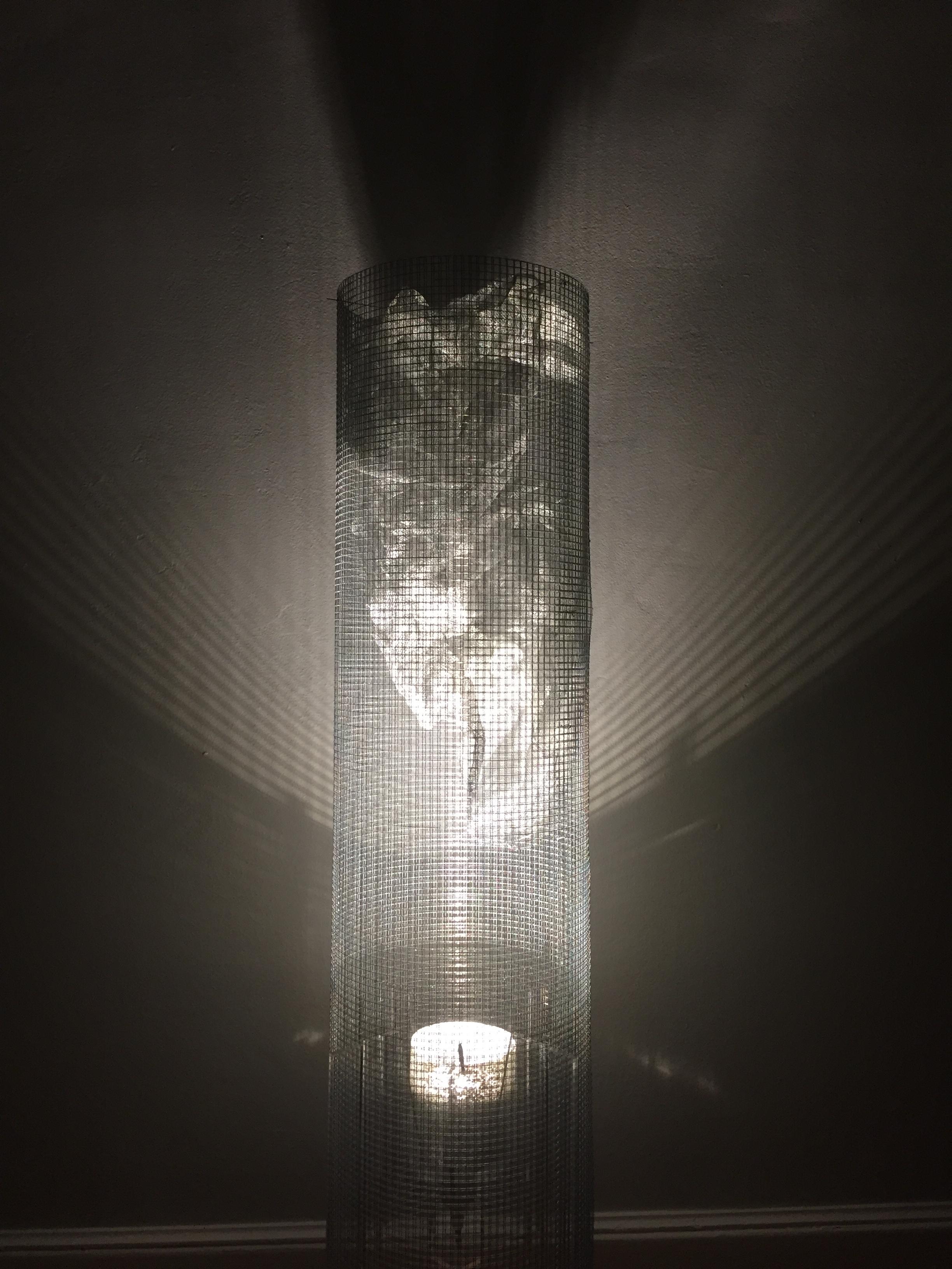 Floor Lamp Crinkle_01.JPG