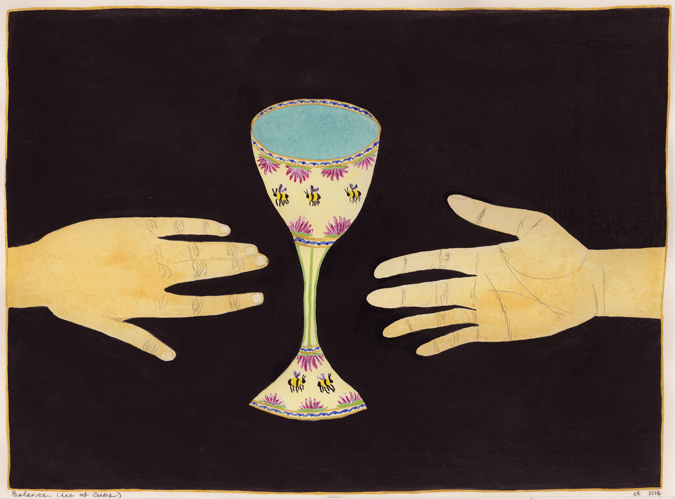 Balance (Ace of Cups)