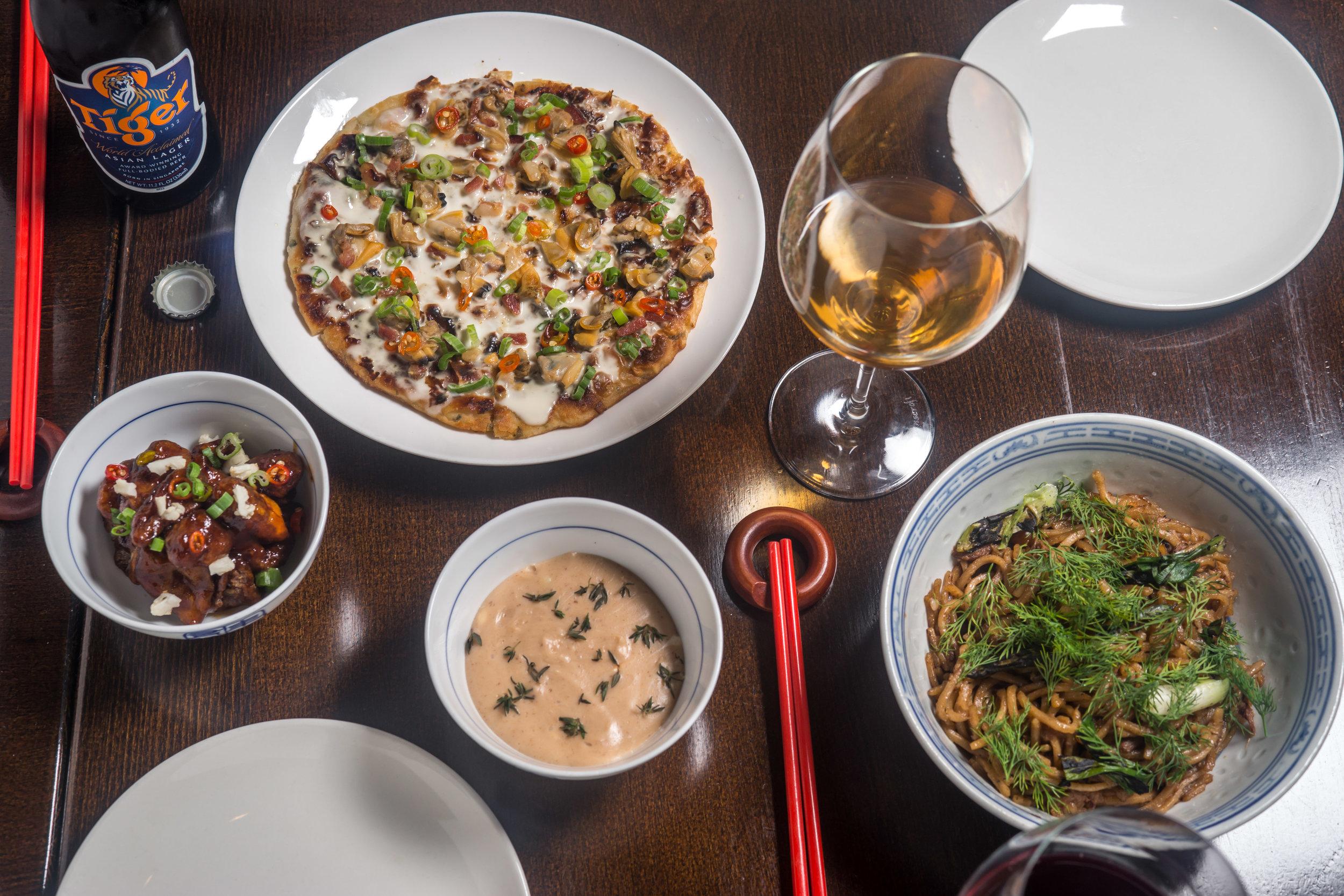 Nom Wah Tu Feast Meets West Sophie Maarleveld Phillip Szabados Chinese Food Beverage Pairing