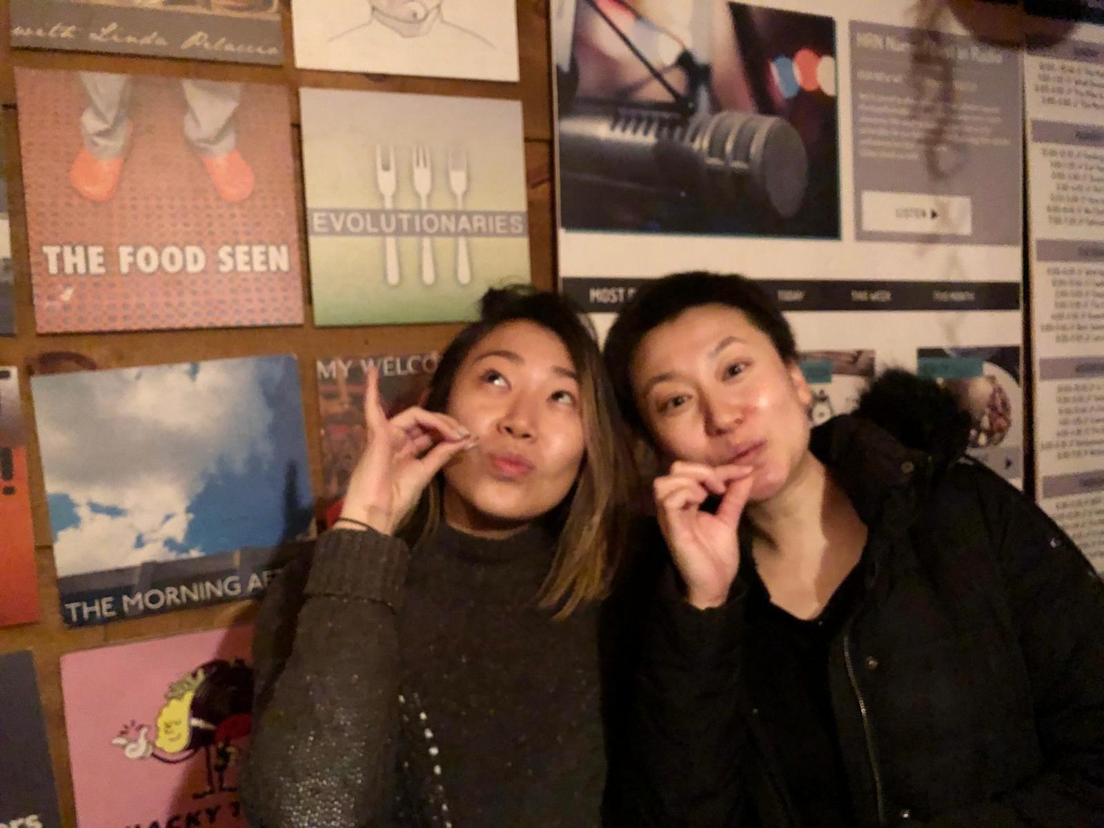 Lynda and Shunan
