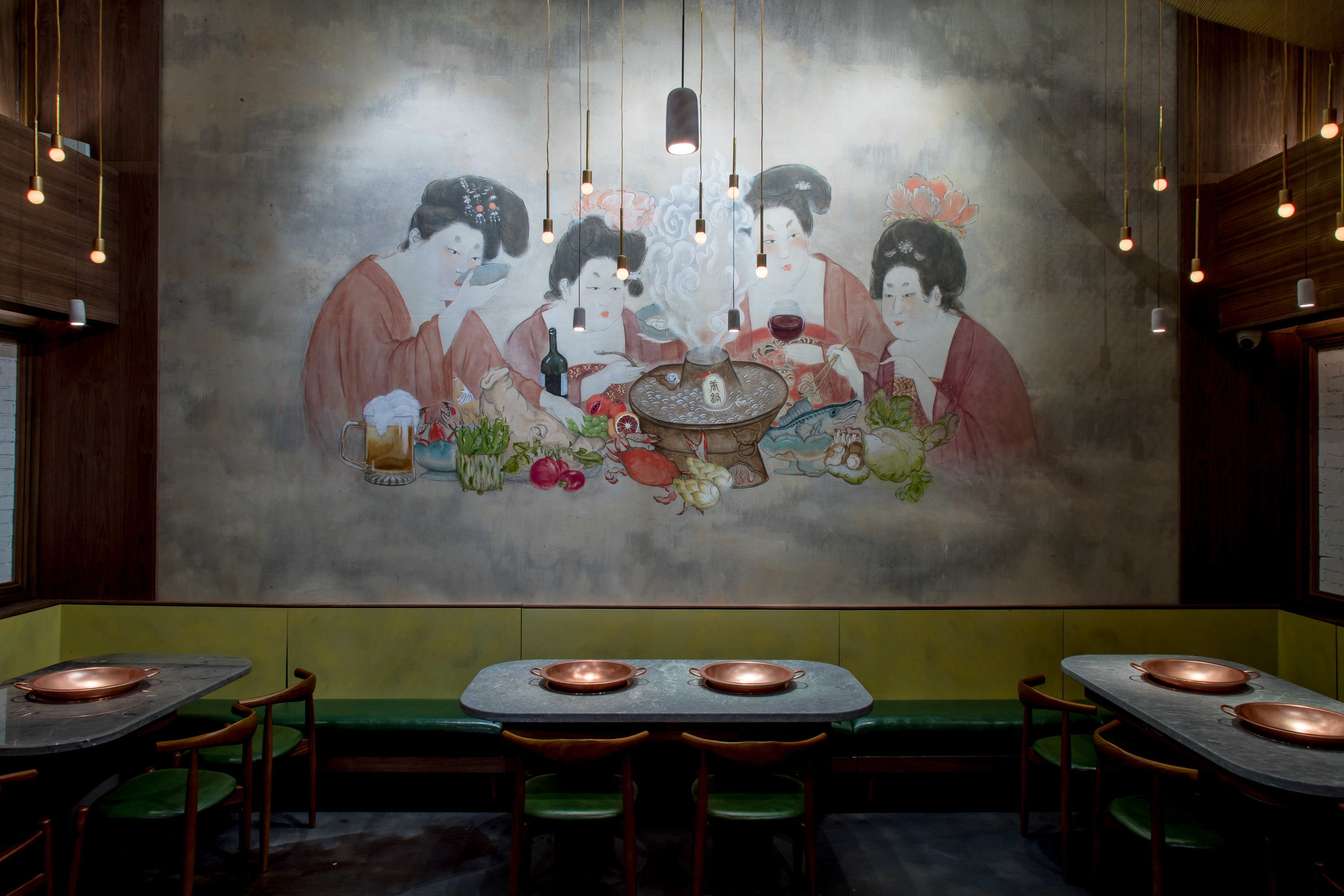 Inside Tang Hotpot