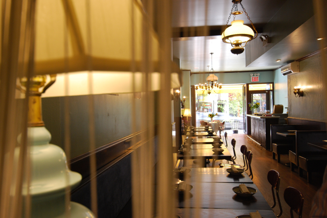 Cafe China Interior