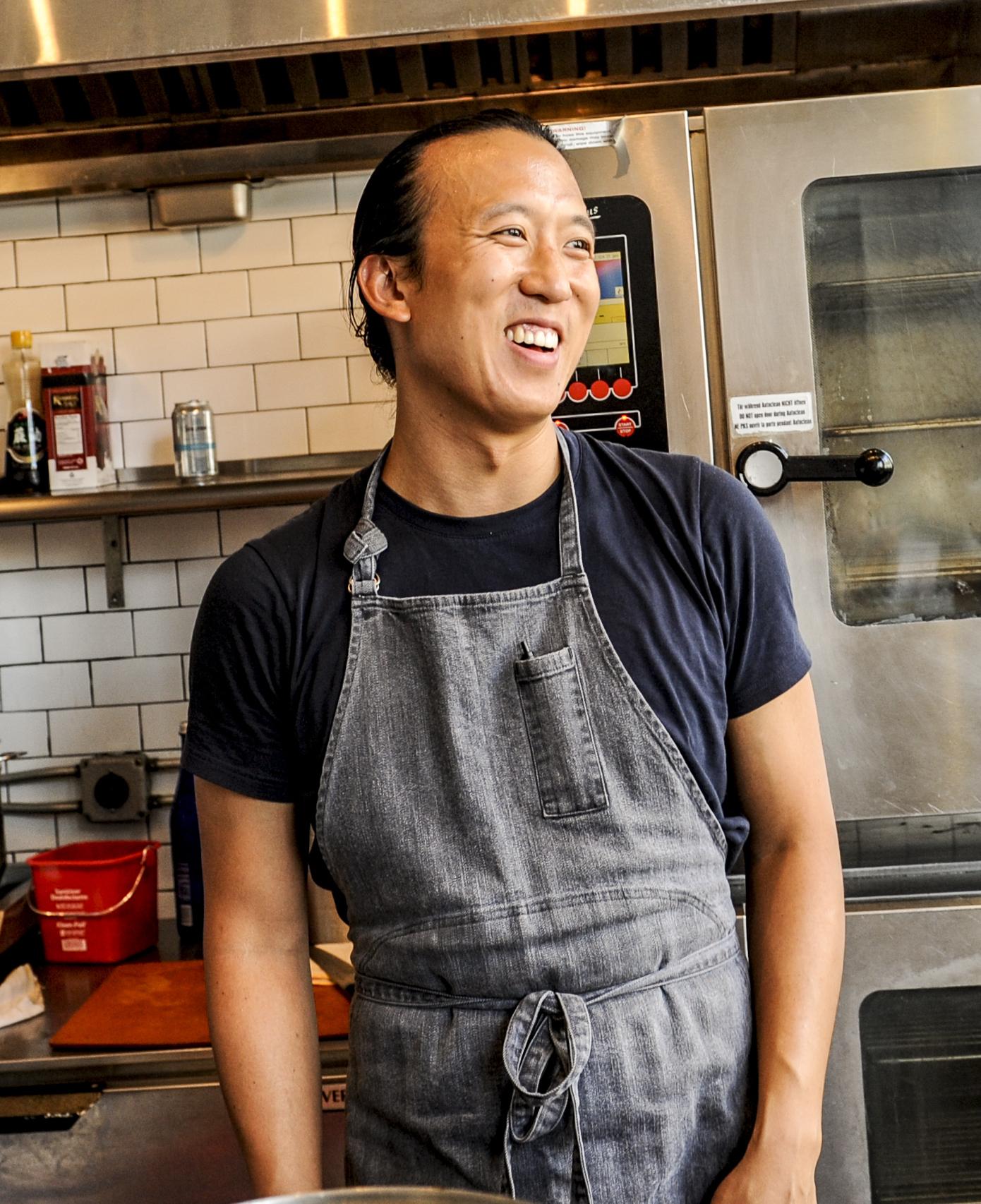 Richard Ho of Ho Foods