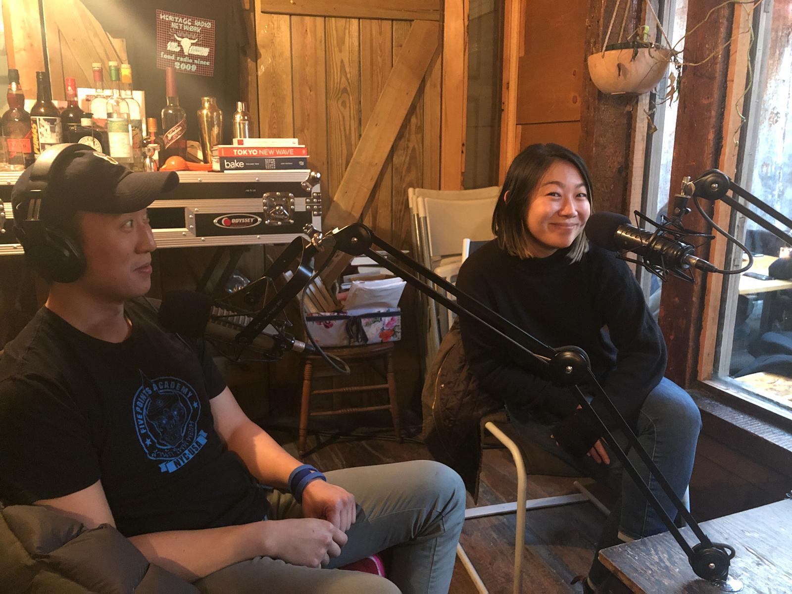 Lynda and Rich Ho