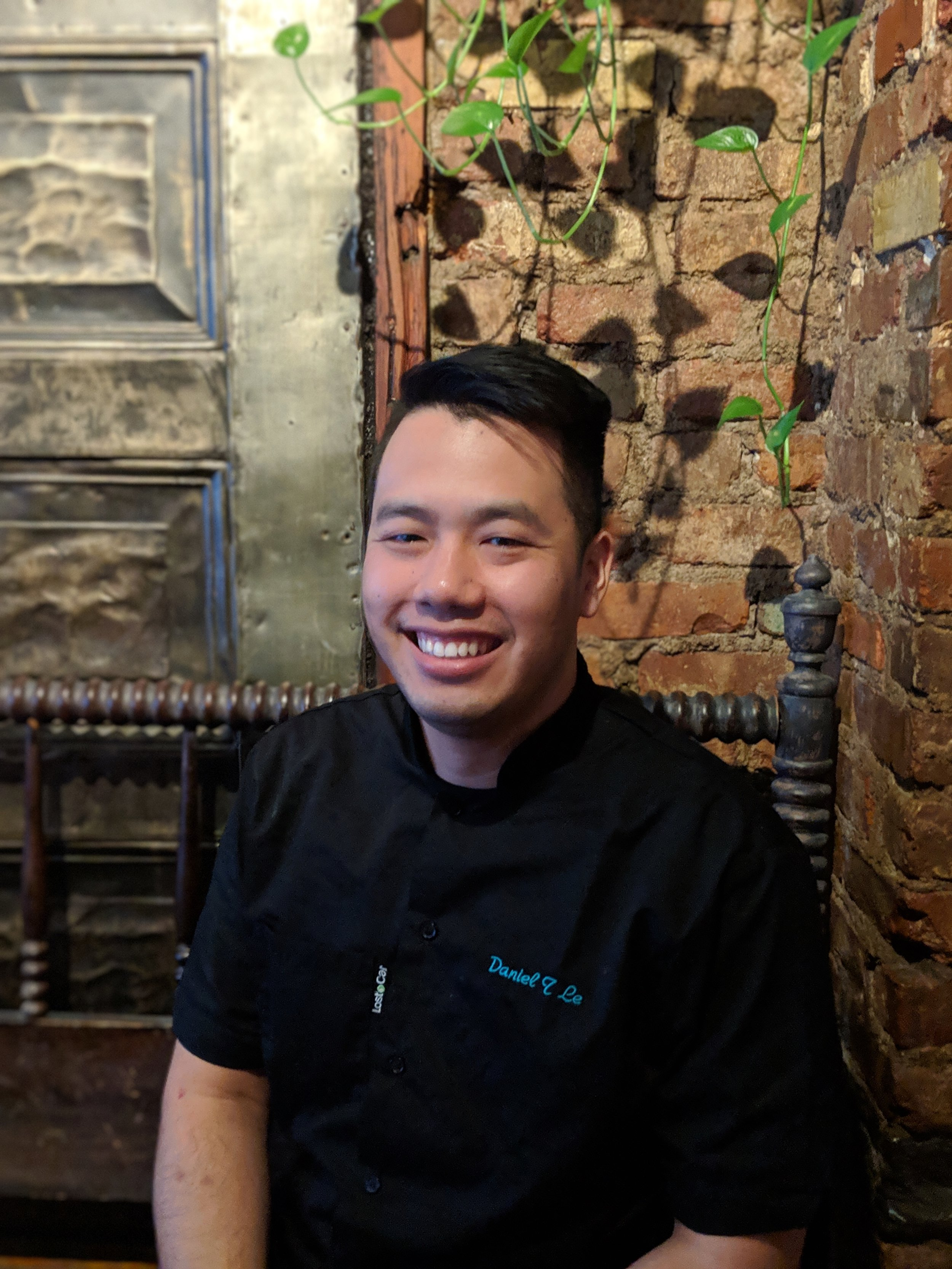 Chef Daniel Le of Hanoi House