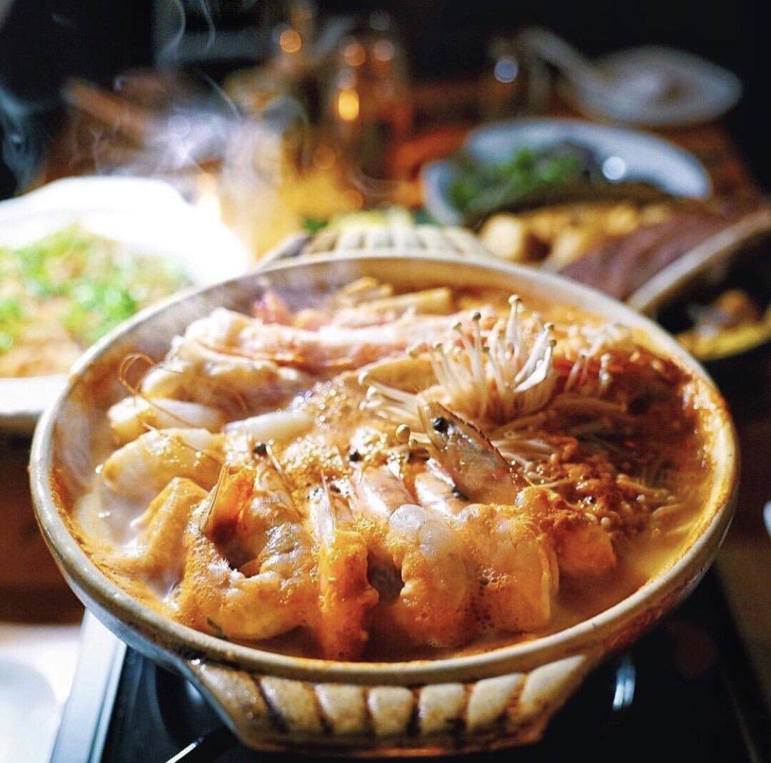 Seafood Yosenabe