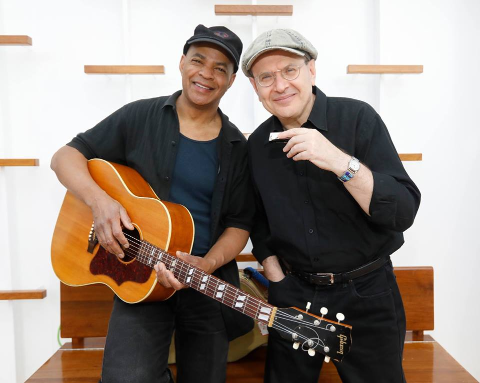 SATURDAY, OCTOBER 14th - Guy Davis at Centre 64 | Guy has had his musical storytelling influenced by artists like Blind Willie McTell and Big Bill Broonzy, and his musicality from artists as diverse as Lightnin' Hopkins and Babatunde Olatunji. However, there's one man that Guy most credits for his harmonica techniques, by stealing and crediting from him everything that he could, and that man is the legendary Sonny Terry.Live@Studio64 – Fall Concert Series | October 14 | 3 pm | Studio 64 | $22-$26 | Tickets available at Centre 64 or eastkootenay.snapd.com* Hosted by Kimberley Arts Council - Centre 64 and LiveStudio64