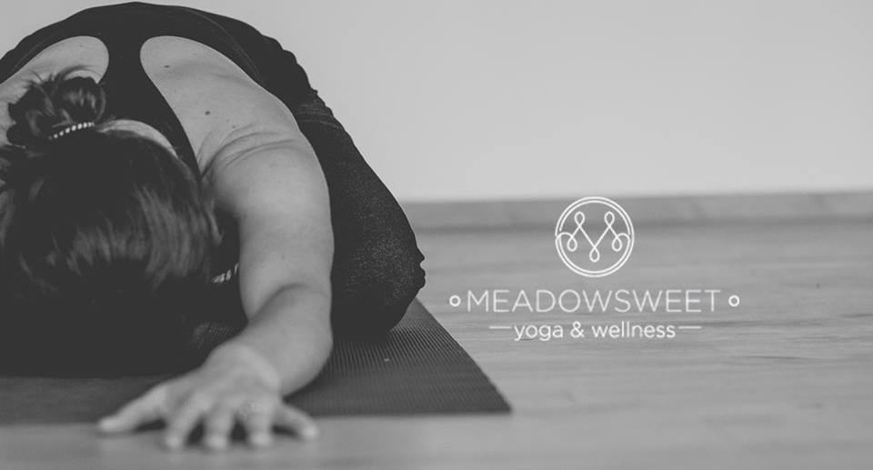 WEDNESDAY, NOVEMBER 28th - Yin Yoga & Gong Bath | Join Karmin Snow and Chelsea Boyd Gibson for a very relaxing and supportive class. Yin yoga taught by Chelsea, and the rythmic gong played by Karmin.Come early to find a place for your mat on the floor, and bring a friend. No registration required, and passholders at Meadowsweet your passes are valid for this class :)* Hosted by Meadowsweet Yoga & Wellness