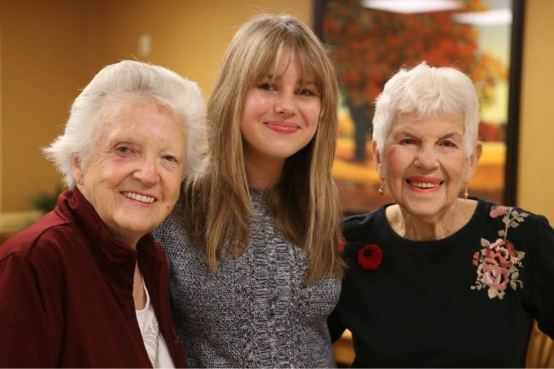 THURSDAY, January 10th - Seniors Meeting Youth | FREE COMMUNITY EVENT! Come and meet new friends and be part of this wonderful inter generational event. Share your stories and knowledge. Fresh coffee and muffins served Great prizes to be won!* Hosted by Cranbrook Senior's Hall Branch 11
