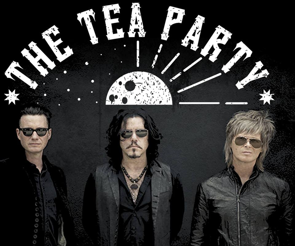 TUESDAY, April 30th - The Tea Party