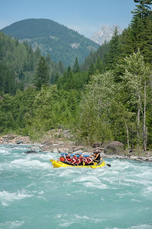 Saturday, May 18th - Kootenay Raft Co. Season Opener! | Kicking off the 2019 white water season on May Long weekend!* Hosted by Kootenay Raft Co