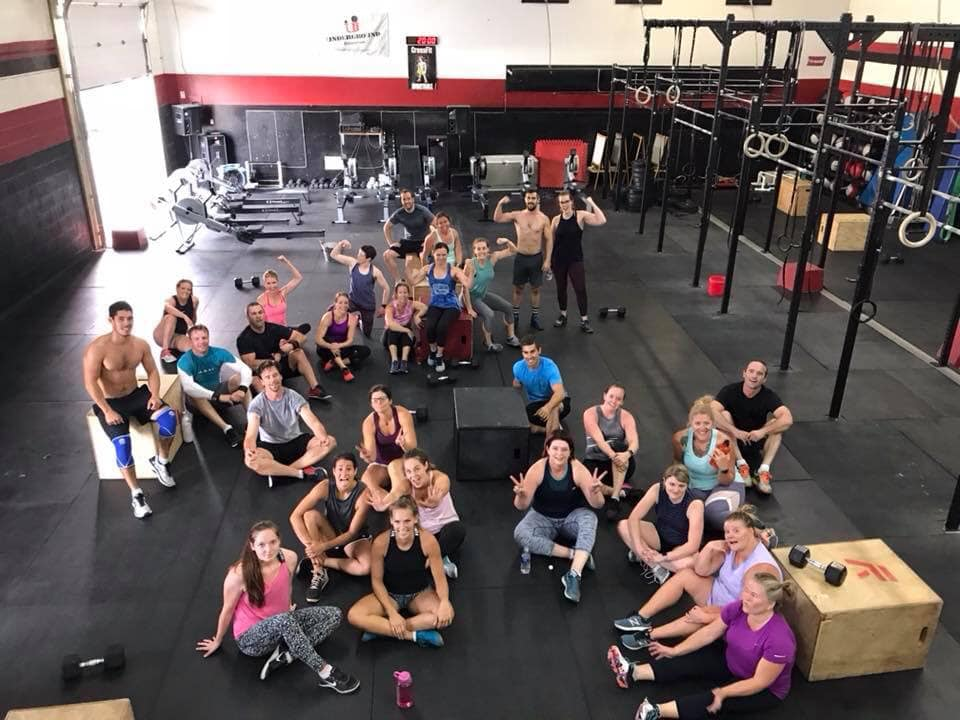 MONDAY, May 27th - SPECIAL INTRO TO CROSSFIT 3 CLASS PACKAGE !!FREE!! | During the last week in May we will be offering a 3 class introduction to our training, our facility, and our coaches.These 3, one hour classes will run on Monday, Wednesday and Friday 7:30pm to 8:30pm. All you need to do show up and we take care of the rest! No experience needed!* Hosted by Cranbrook CrossFit