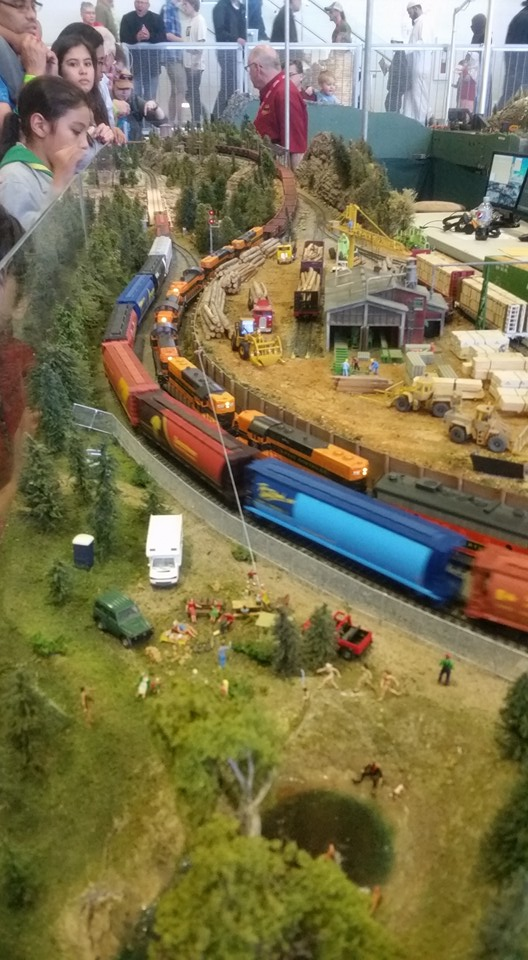 Saturday, June 1st + Sunday, June 2nd - 2019 Cranbrook Model Train Show | An event for the entire family. It will be located in the Cranbrook Curling Centre at 1777 2 St N, Cranbrook, BC.For the model railroad enthusiast, this venue will allow us to display outstanding layouts in all scales ranging from DCC-controlled LEGO trains to state-of-the-artcomputerized model railroads. The show will also feature commercial and noncommercial dealers and static displays.* Hosted by by Labaja Model Railway Group