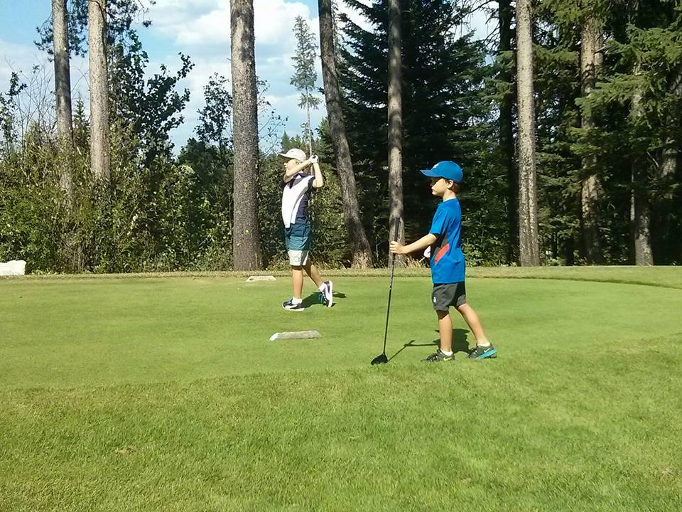 MONDAY, July 15th - Take A Kid To The Course – All July Long | When: Tuesday, July 2nd through Wednesday, July 31st. During this time Kids golf for FREE (16 & under) with a paying adult.Call for more information or to book a tee time – 250-427-3389.* Hosted by Trickle Creek Golf Resort