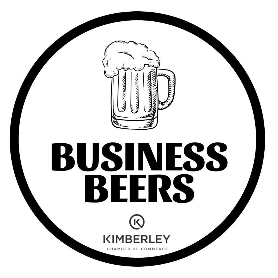 WEDNESDAY, July 31st - Business Beers - last Wed of every month! | All are welcome to come out for a happy hour social at the Kimberley Elks. This is a casual drop-in evening for business owners and aspiring entrepreneurs to socialize and connect and have a good time. See you there!* Hosted by Kimberley & District Chamber of Commerce