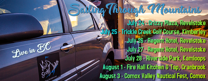 THURSDAY, August 1st - Nova Scotiables at Fire Hall Kitchen & Tap | The Nova Scotiables bring their high energy Maritime madness to a family-friendly watering hole with an emphasis on quality pub food and craft beers. Join us at Fire Hall Kitchen & Tap!Thursday August 1, 2019: 7pm-11pm* Hosted by Nova Scotiables and Fire Hall Kitchen & Tap