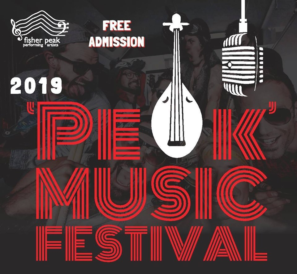 Friday, August 30th + Saturday, August 31st - 2019 Peak Music Festival | The Kootenay's only FREE OUTDOOR MUSIC FESTIVAL celebrates the best in local talent and hosts Vancouver's FIVE ALARM FUNK in the heart of the city! This 2 day all ages event presents more than 20 hours of live entertainment from folk to funk and reggae to rock! Bring your family & friends to the 'PEAK' event of the season - excellent music, delicious food & local craft beer.* Hosted by Fisher Peak Performing Artists Society