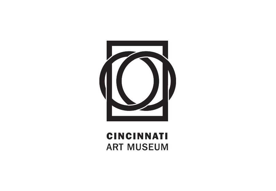 Concept logo, representative of the community and the museum coming together.