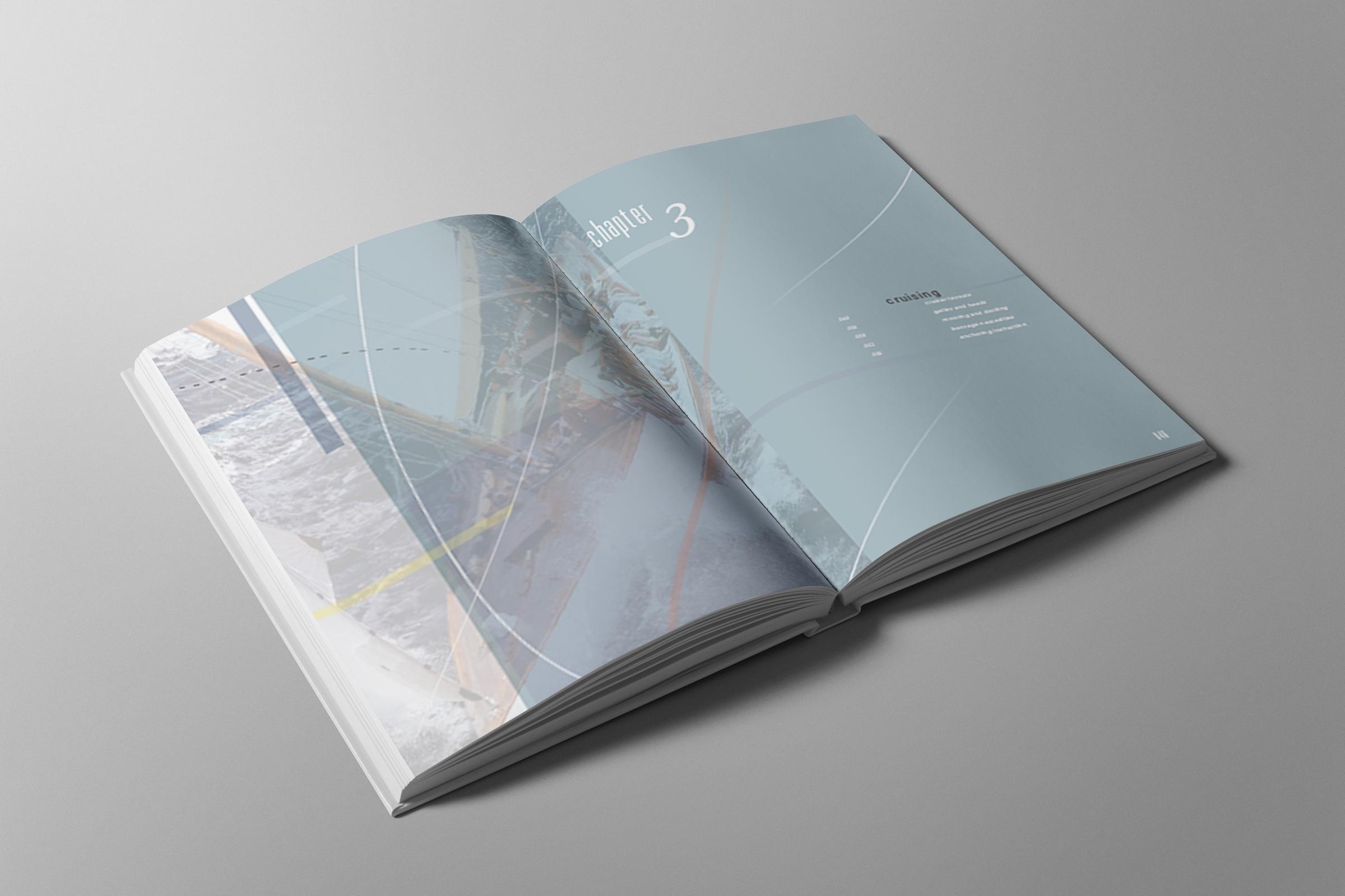 Redesign sailing manual (2007)