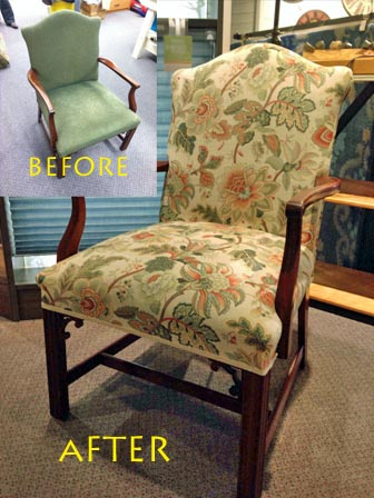 Details Interior Fashions Before & After