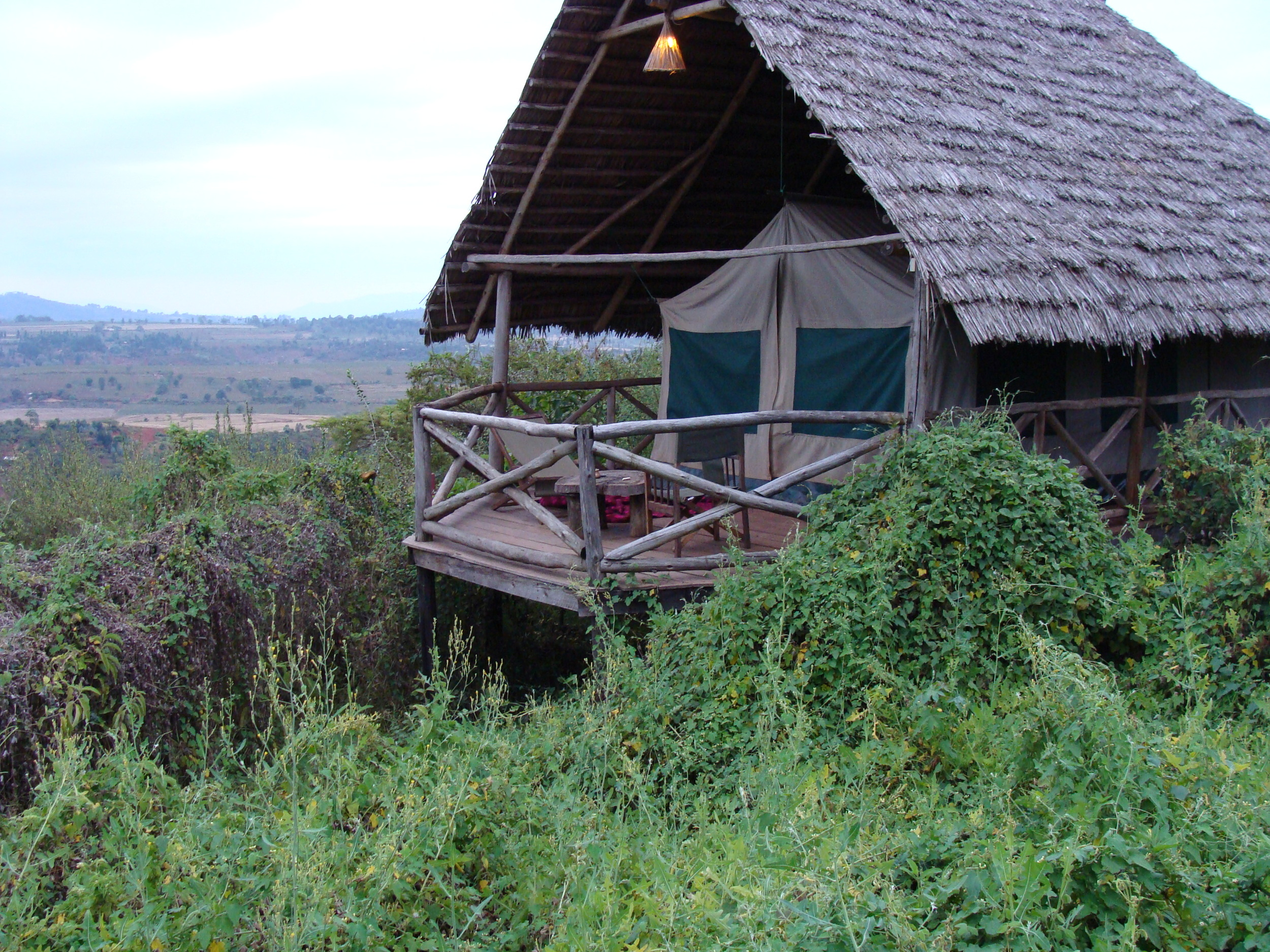 Rhotia Valley Tented Camp... these were no ordinary tents!