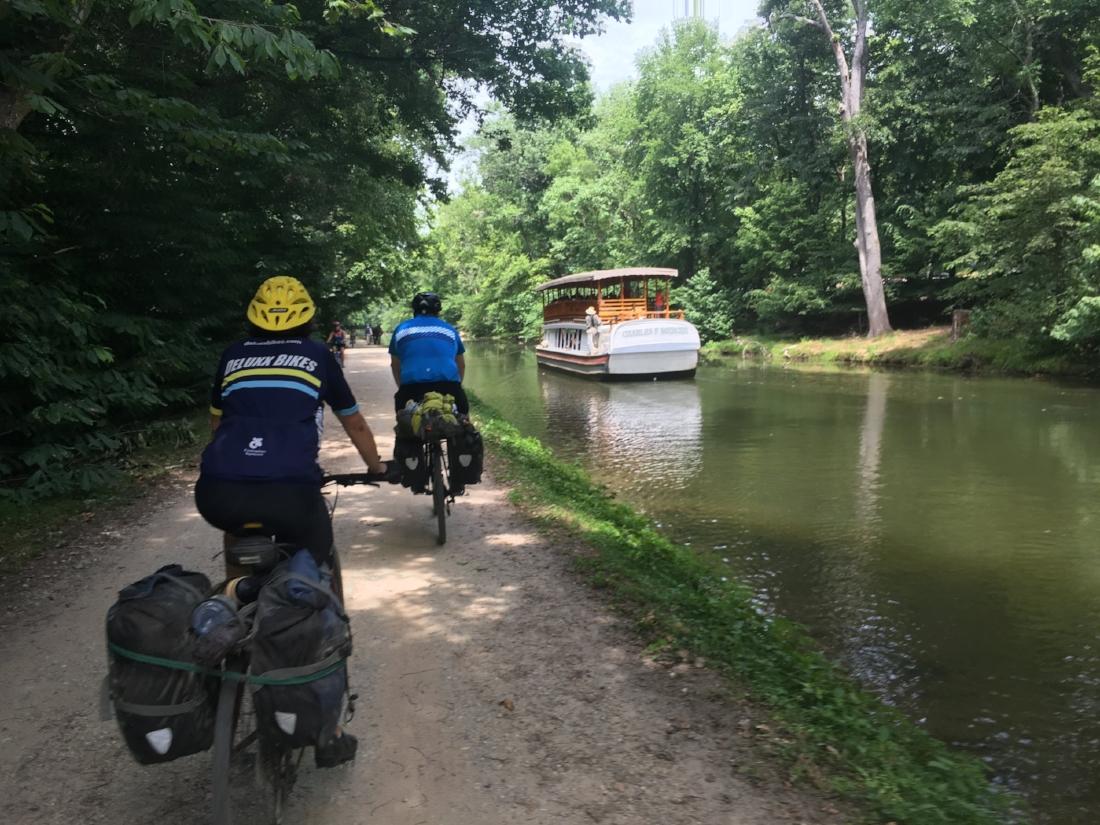 C&O Canal Tow Path