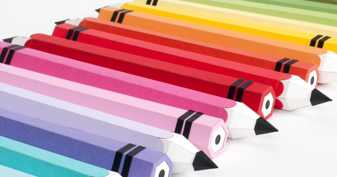 Paper Pencils