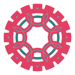 Gear icon for maker space area
