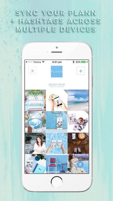 Plann App | BelaMarca Studio
