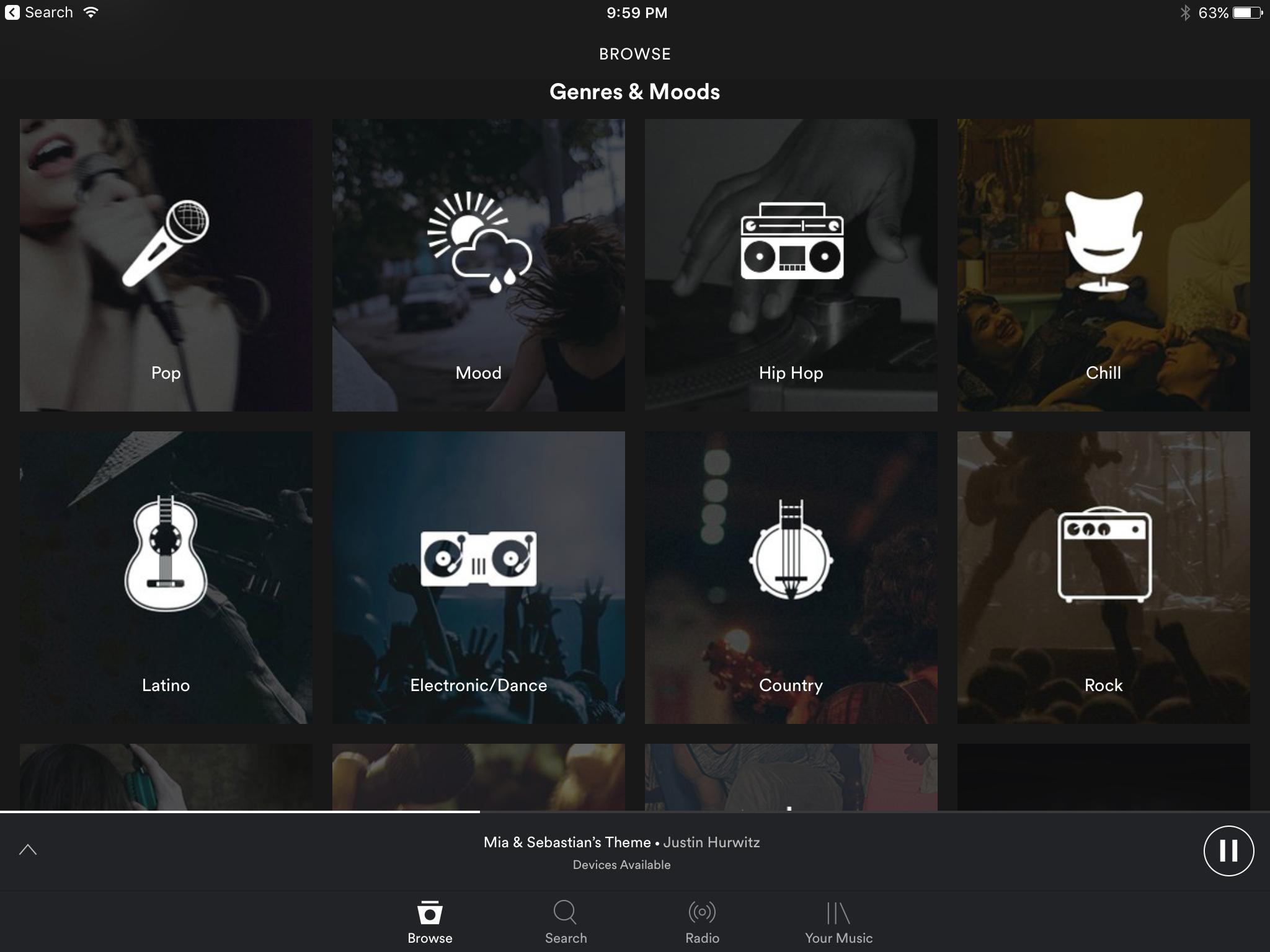 Spotify Premium | BelaMarca Studio